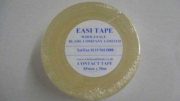 85mm Double Sided Contact Tape