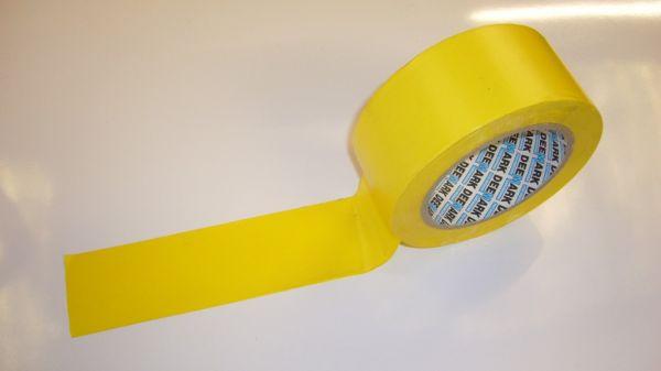 Yellow Floor Marking Tape Per Roll Ref