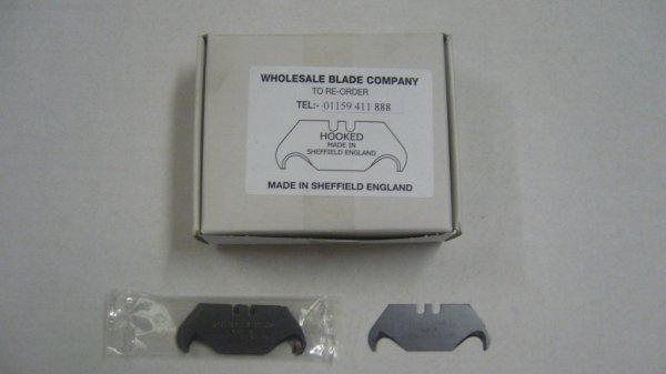 Standard Hook Knife Blades 100 Per Box Wholesale Blade